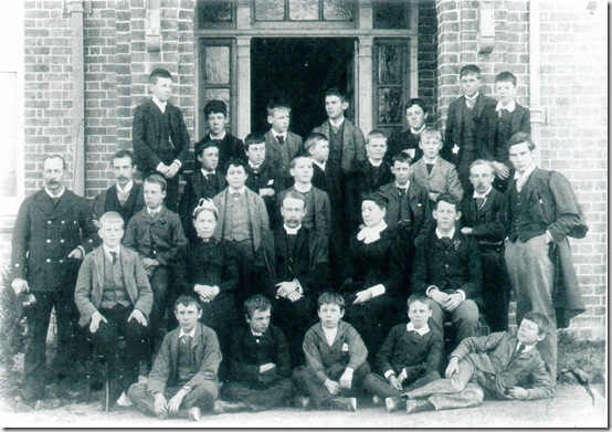 First Boarders 1894