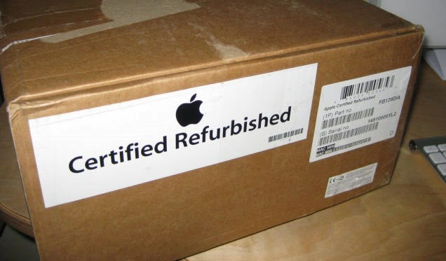 Certified Refurbished Items