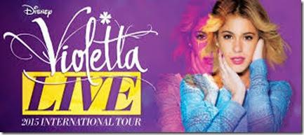 VIoletta Live en España venta de entradas