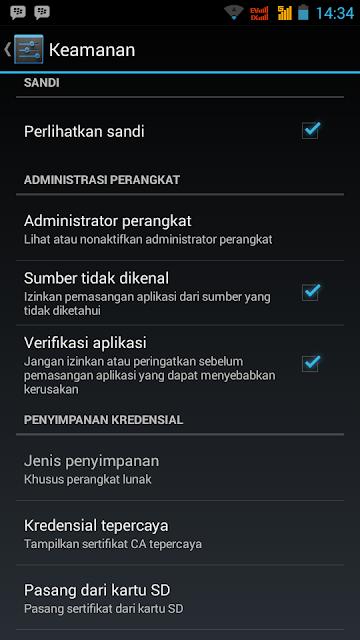 Cara Memasang Dua BBM pada Satu Android