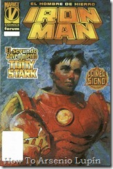P00169 - El Invencible Iron Man #326
