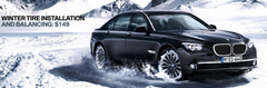 would you pay BMW $149 for snow tire balancing and installation?