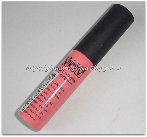 VOV Soft Matte Lip Cream