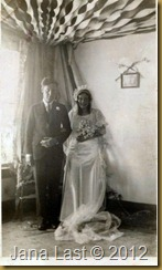 Arthur and Ingrid marriage picture Photoshopped