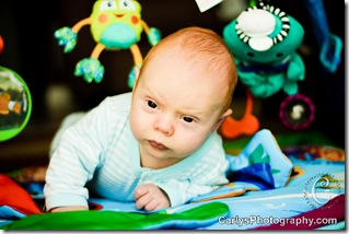 July 27, 2011-Kyton 2 month - pic a day
