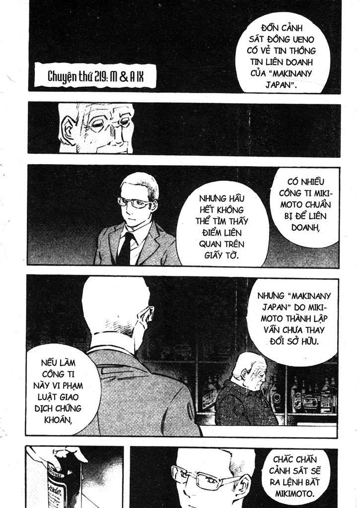 KUROSAGI Chap 219 - Truyen.Chap.VN