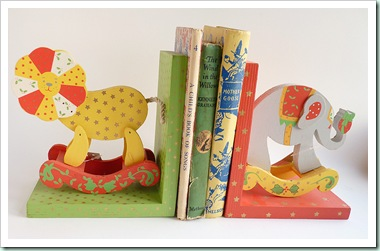 gretel parker Circus-bookends