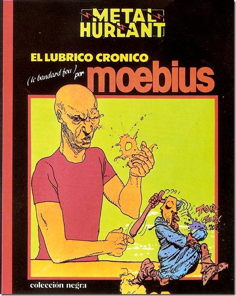 jean giraud moebius_lúbrico crónico portada