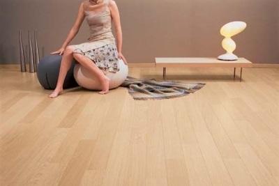 實木複合式木地板如何搭配?