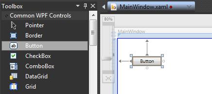 Przycisk dodanie WPF