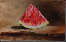 Watermelon Slice 8x12 125 dpi