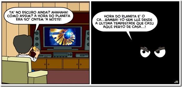 Edison - 0354 - Hora do Planeta