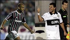 Olimpia vs Fluminense