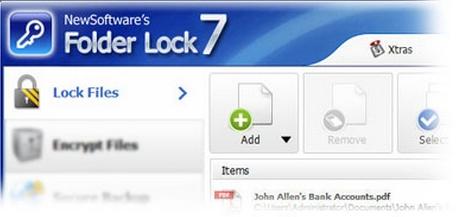 Lock file