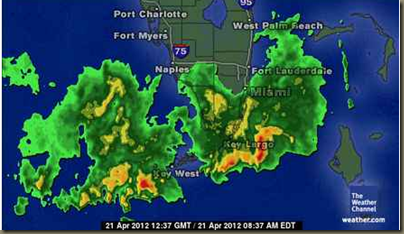 Weather Radar Map Florida.Miami Fl Weather Radar