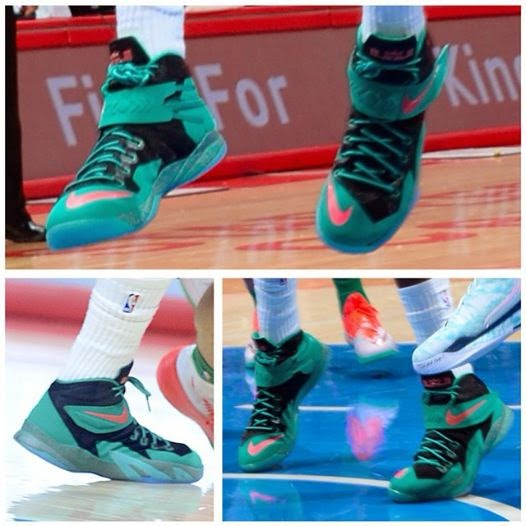 This is How Zoom Soldier 8 Ruled the NBA on Christmas | NIKE ...