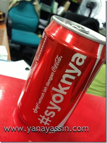 Share My Coke Lah   116