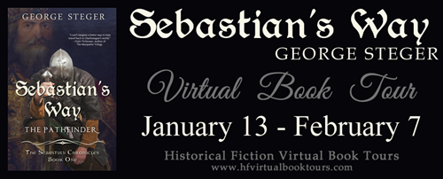Sebastian's Way Tour Badge