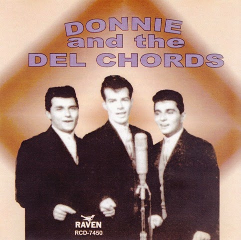 Donnie & The Del Chords - 23 front