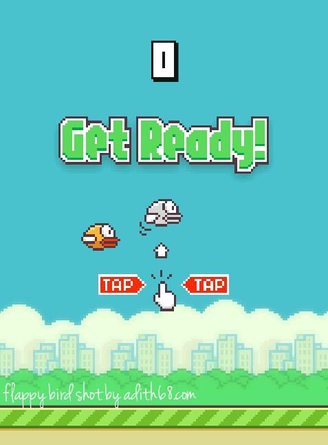 Flappy Bird , Game Populer Yang Menjengkelkan