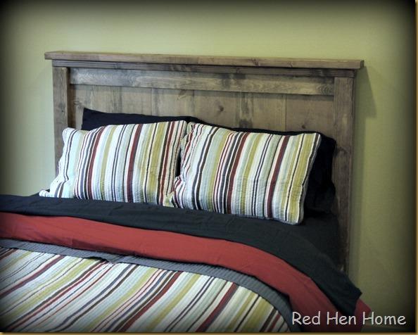 Red Hen Home Handbuilt Bedroom Bed 15