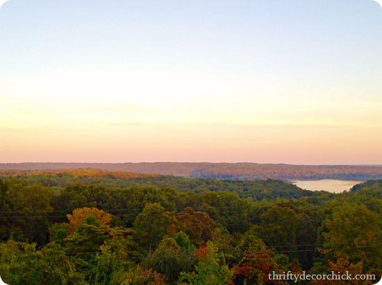 Lake Monroe Indiana