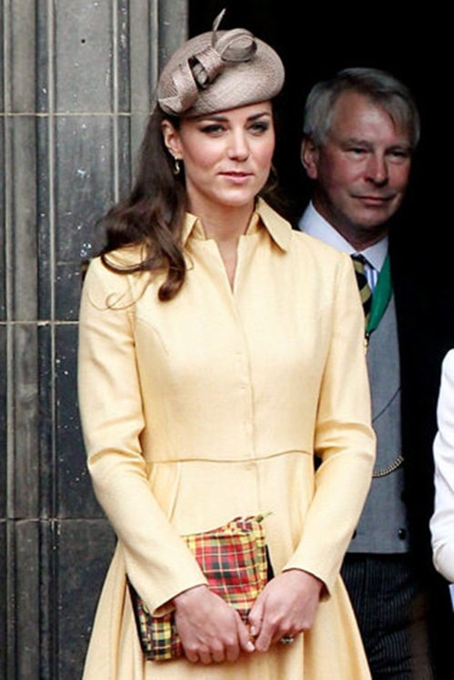 Kate Middleton was Admitted to a Hopital in Central London on Monday