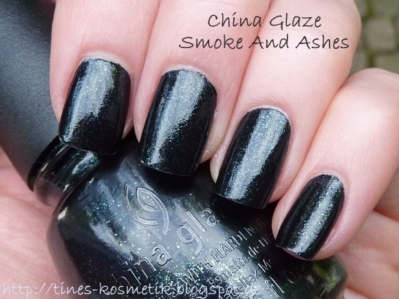 China Glaze Smoke And Ashes 2