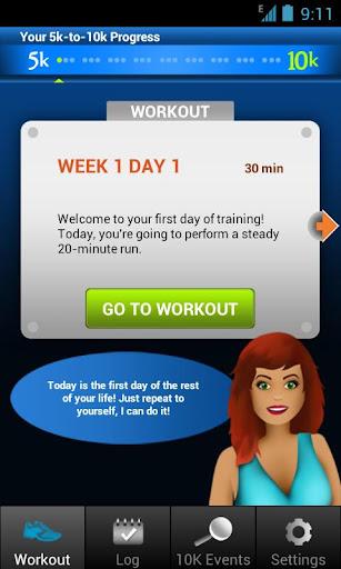 【免費健康App】5K-to-10K-APP點子