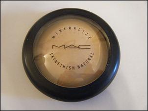 MAC Mineralized Skinfinish Natural