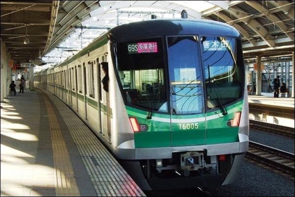 قطار طوكيو