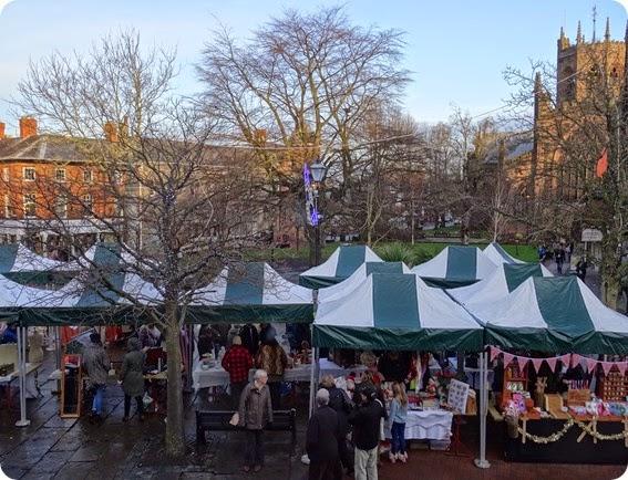 Handmade and Vintage Christmas Fair 2014 (2)