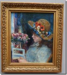 Auguste Renoir - Girl Reading