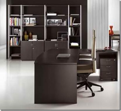 Escritorios de oficina modernos decoracion de interiores for Escritorios de oficina modernos