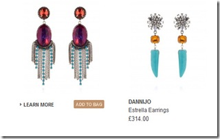 Kabiri trend earrings