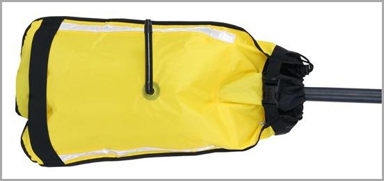 paddle float