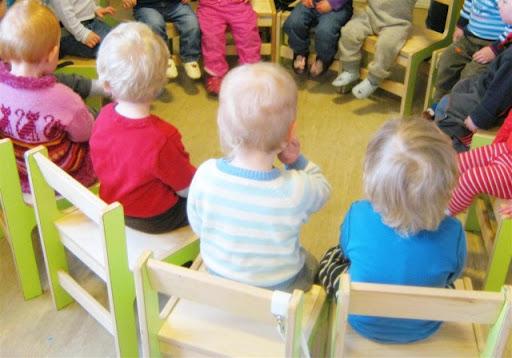 dagsplan i barnehage barne og ungdomsarbeider