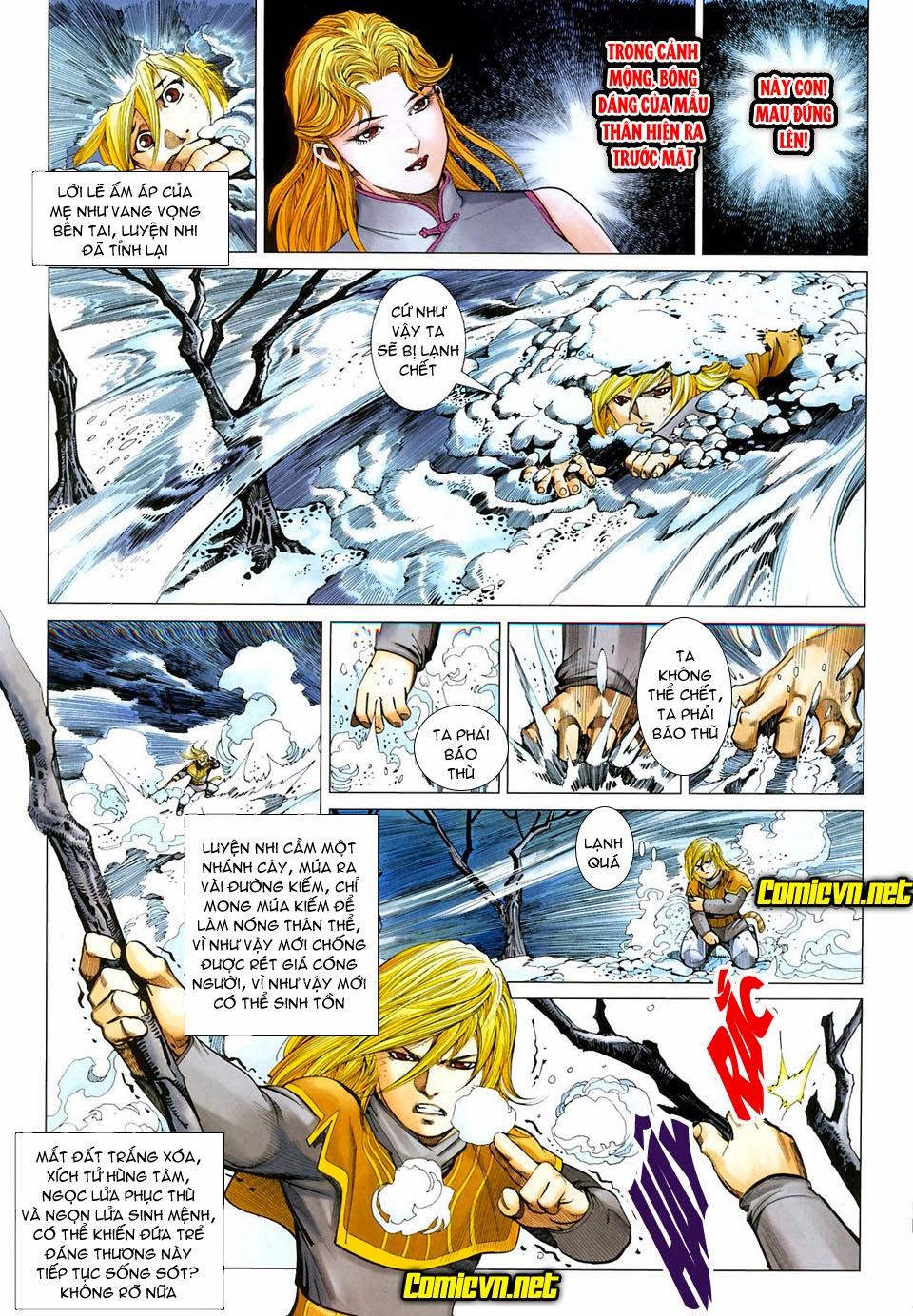 Thiên Hạ Vô Địch Tiểu Kiếm Tiên chap 33 - Trang 29