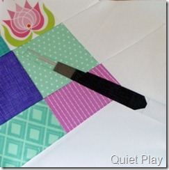 You Little Ripper - February block for And Sew On