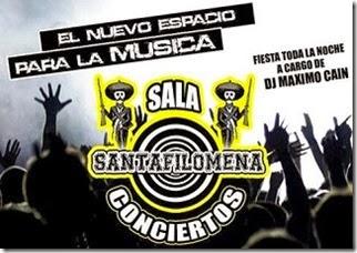 Santa Filomena en Chile Alameda 776