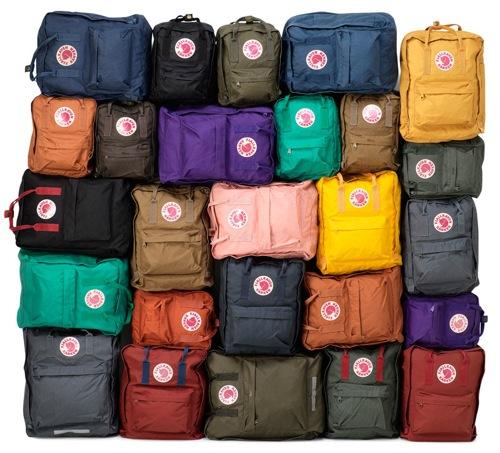 fjallraven kanken backpack malaysia