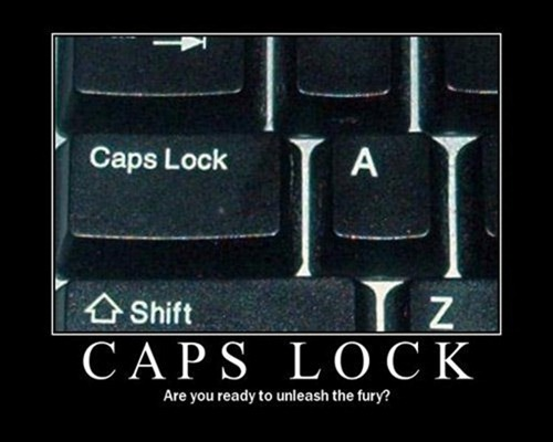 CAPS-LOCK-DAY