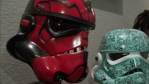 Die größte Star Wars Sammlung der Welt verfügt natürlich auch über eine funktionierende Cantina