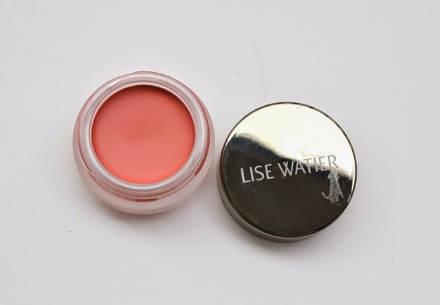 Lise Watier Aurora Blush Fondant Supreme Swatch in Naturel Review (2)