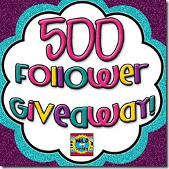 500 Follower Giveaway copy