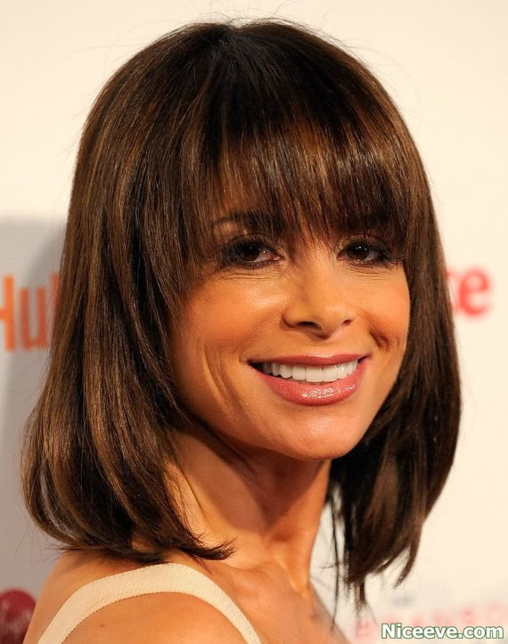 new hair cut styles Brunette Hairstyles 2014 for Women