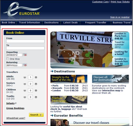 EuroStar購票方法_2