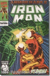 P00135 - El Invencible Iron Man #259