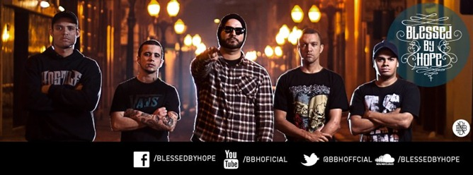 Blessed By Hope - banda