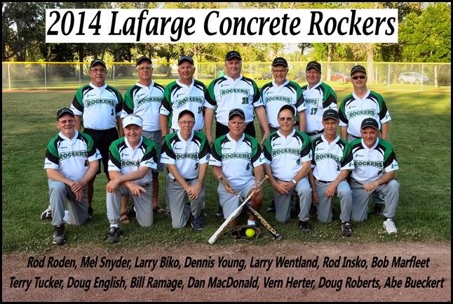 Lafarge Rockers 2037F